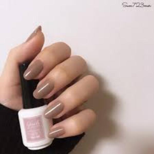 巻き爪とジェルネイル